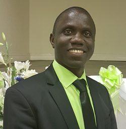 Pastor Joseph Turay